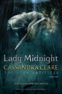 Book cover: Lady Midnight av