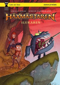 Book cover: Slukaren av