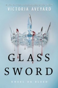 Omslagsbild: Glass sword av