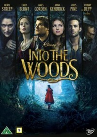 Omslagsbild: Into the woods av