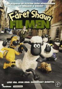 Omslagsbild: Shaun the sheep - movie av