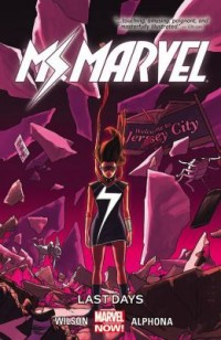 Omslagsbild: Ms. Marvel av