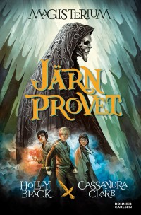 Book cover: Järnprovet av