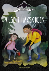 Book cover: Vilse i häxskogen av