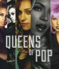 Omslagsbild: Queens of pop av