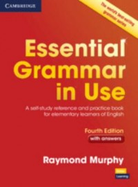 Omslagsbild: Essential grammar in use av