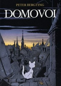 Book cover: Domovoi av