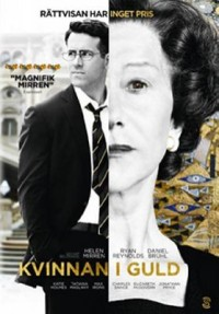 Omslagsbild: Woman in gold av