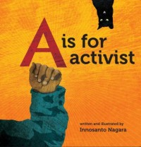 Omslagsbild: A is for activist av