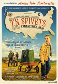 Omslagsbild: The young and prodigious T. S. Spivet av
