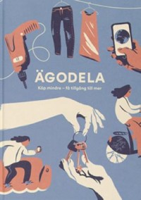 Book cover: Ägodela by