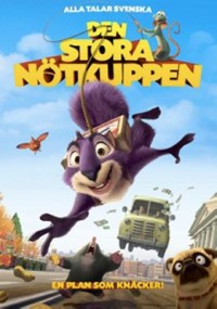 Omslagsbild: The nut job av