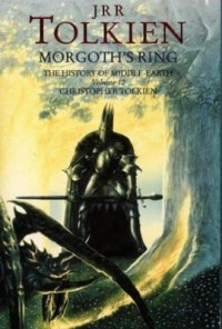 Omslagsbild: Morgoth's ring av