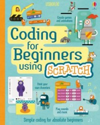 Omslagsbild: Coding for beginners using Scratch av