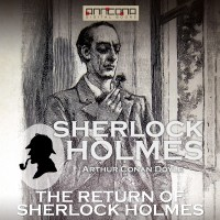 Omslagsbild: The return of Sherlock Holmes av