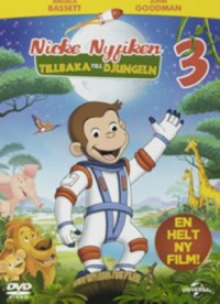 Omslagsbild: Curious George 3: Back to the jungle av