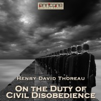 Omslagsbild: On the duty of civil disobedience av