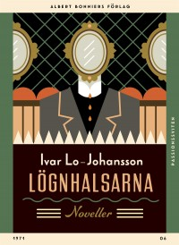 Book cover: Lögnhalsarna av