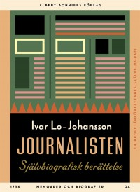 Book cover: Journalisten av