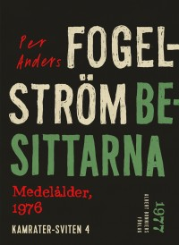 Book cover: Besittarna av