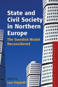 Omslagsbild: State and civil society in northern Europe av