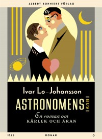 Book cover: Astronomens hus av