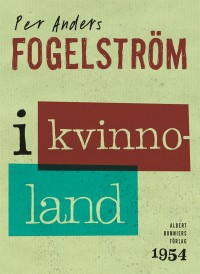 Book cover: I kvinnoland av