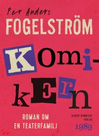 Book cover: Komikern av