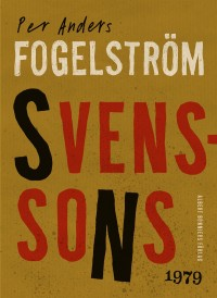 Book cover: Svenssons av
