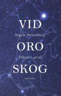 Book cover: Vid oro skog av