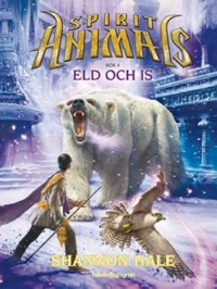Book cover: Eld och is av