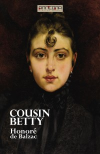 Omslagsbild: Cousin Betty av