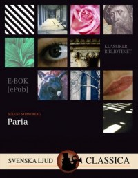 Book cover: Paria av