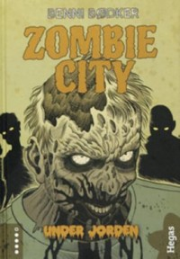 Book cover: Zombie City av