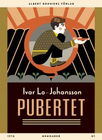 Book cover: Pubertet av