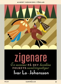 Book cover: Zigenare av