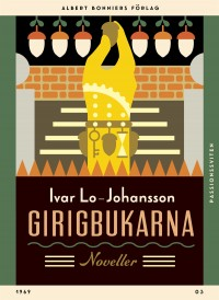 Book cover: Girigbukarna av