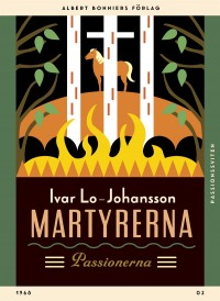 Book cover: Martyrerna av