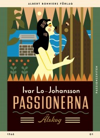 Book cover: Passionerna av