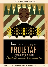 Book cover: Proletärförfattaren av