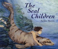 Omslagsbild: The seal children av