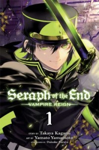Omslagsbild: Seraph of the end av