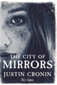 Omslagsbild: The city of mirrors av