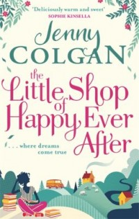 Omslagsbild: The little shop of happy ever after av