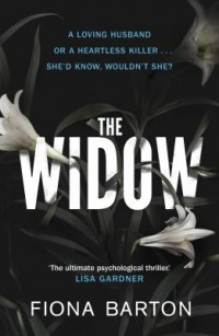 Omslagsbild: The widow av