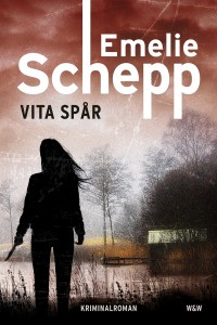 Book cover: Vita spår av