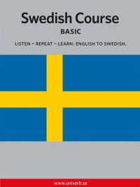Omslagsbild: Swedish course av