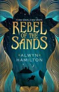 Omslagsbild: Rebel of the sands av