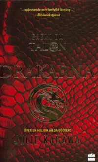 Book cover: Drakarna av