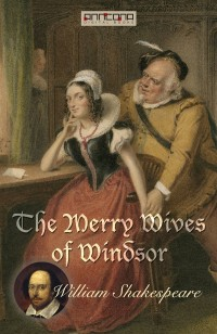 Omslagsbild: The merry wives of Windsor av
